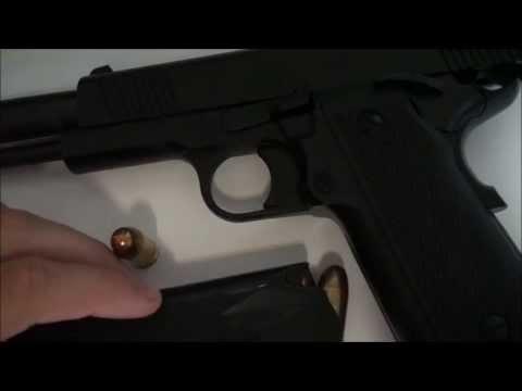 DICA: Carregador italiano da pistola Imbel + Canal