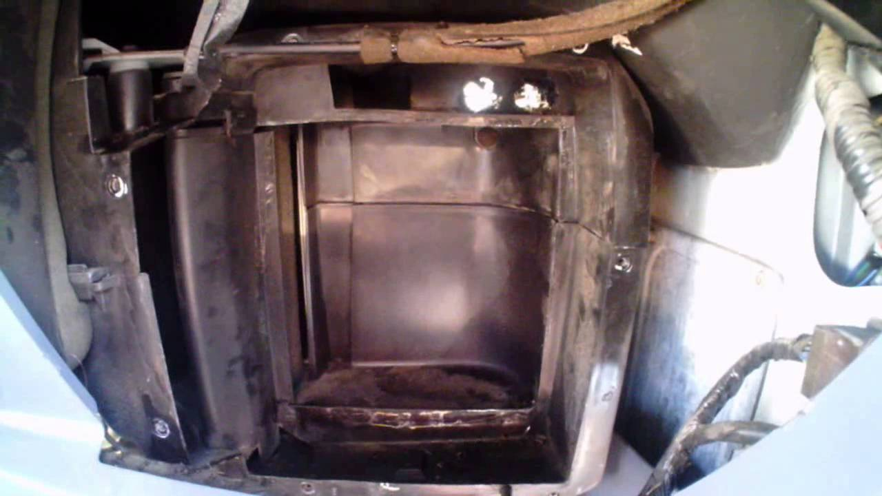How To Replace The Heater Core In A 1989 Ford F 250