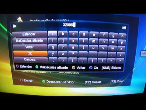 Azamerica S1005 CS + passo-a-passso de como configurar