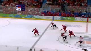 Rick Nash goal vs Russia