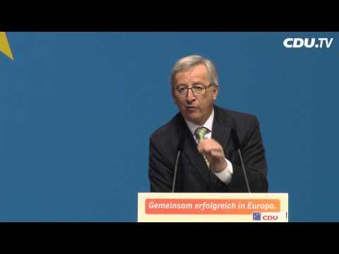 Die Rede von Jean-Claude Juncker