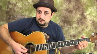 easy songs beginner guitar lesson how to play simple songs