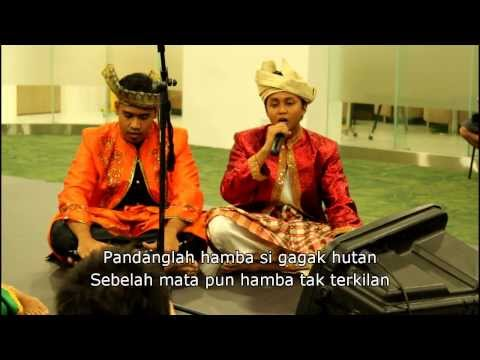 Simcms Malay Cultural Team 2013 video
