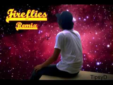 Fireflies Remix   Tipsy D video