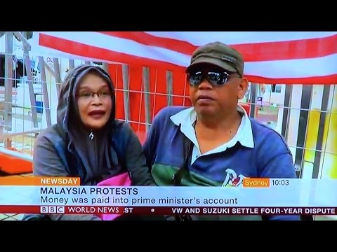 News of Malaysia Merdeka Day Celebration (BBC World News)