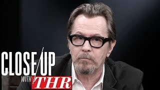 "Gary Oldman on His ""Admiration"" for Churchill: ""He"