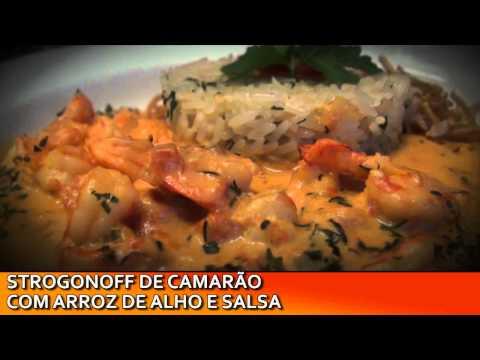 strogonoff de frutos do mar, com legumes - Foto de marques.rbtamarques
