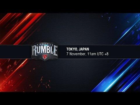 The Pacific Rumble_JP 1. Tier X Show Match - EL Gaming vs. Noble eSports