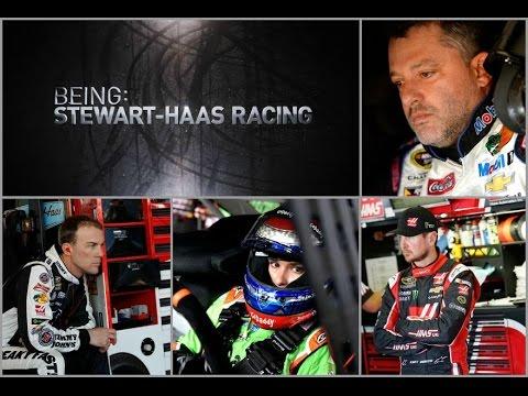 """""""Being: Stewart-Haas Racing"""""""