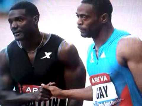 *NEW* TYSON GAY AFTER HIP SURGERY  IS AT IT AGAIN!!!! (DETAILS)