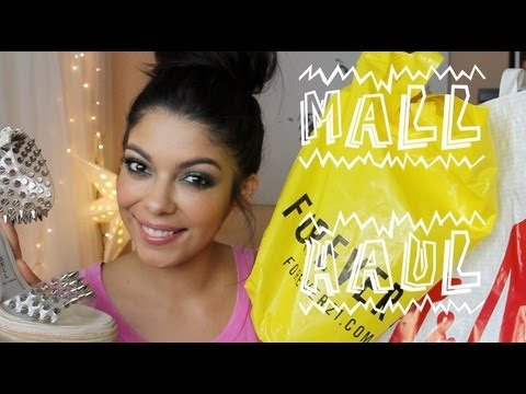 Mall Haul - Forever21, Windsor, and H&M