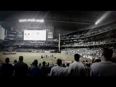 Amazing Grace by Houston fire Department HFD Pipes and Drums  Houston Astros
