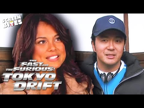 The Fast And The Furious Tokyo Drift - Justin Lin Bonus Content - OFFICIAL HD VIDEO