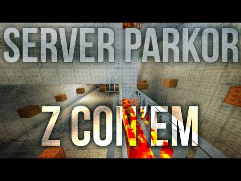 Minecraft 1.4.5: Hasający Con - serwerparkour.pl w/ ConHDesign