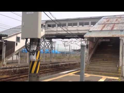 花巻空港駅の投稿動画「花巻空港...