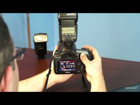 Digital Photography 204: Lighting For Still and Video - 14. Multi-Strobe Setup
