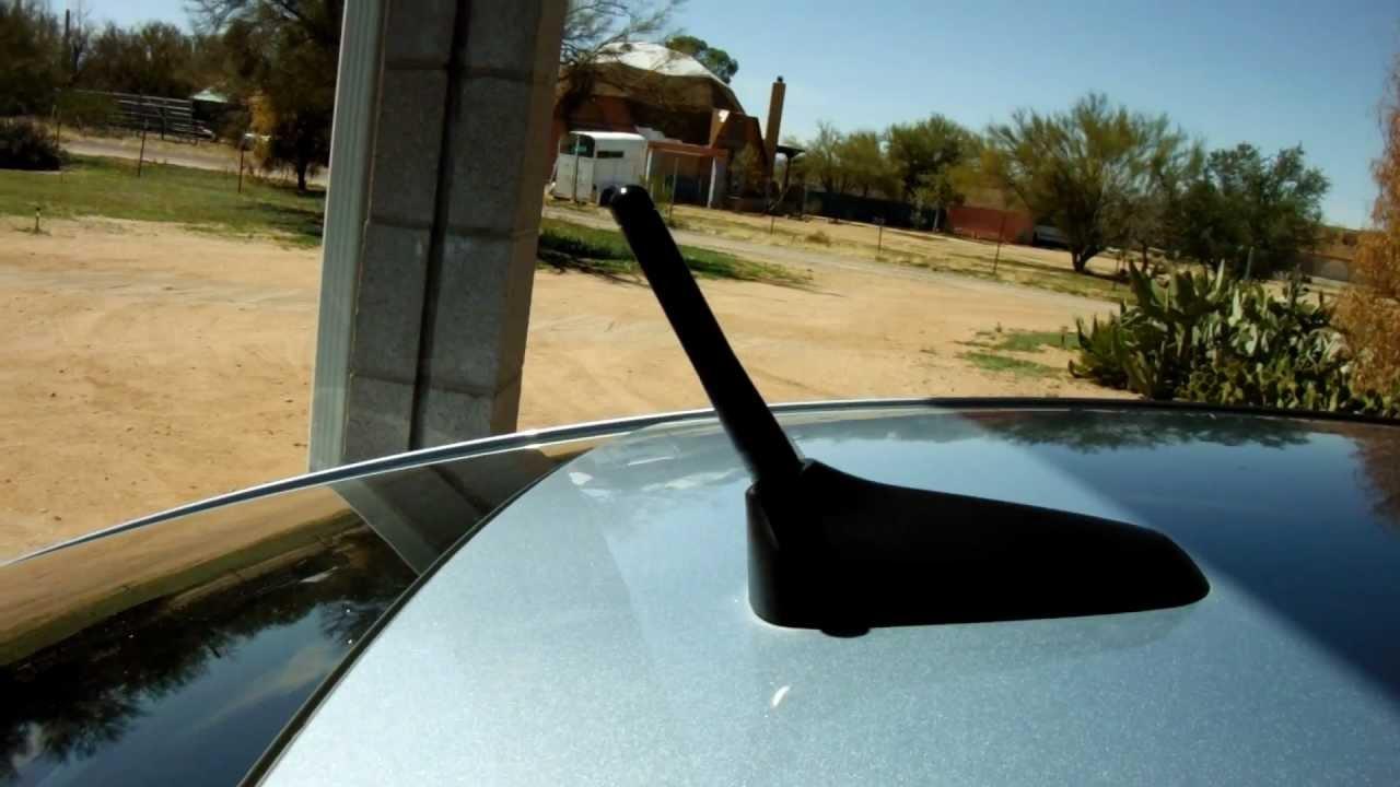 My New Car Antenna I Got Off Ebay Youtube