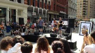 Too Many Zooz   New York City, June 21, 2014