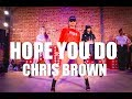 Lagu Hope You Do | Chris Brown | Aliya Janell Choreography | Queens N Lettos