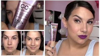 It Cosmetics CC+ Illumination Review