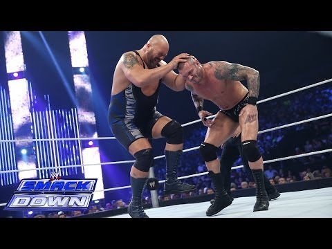 Big Show Vs. Randy Orton: Smackdown, June 6, 2014 video