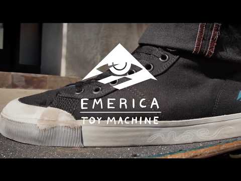 Emerica Presents: The Indicator High x Toy Machine