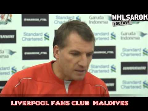 Liverpool manager Brendan Rodgers  Steven Gerrard was offered coaching role [LFCM 15]