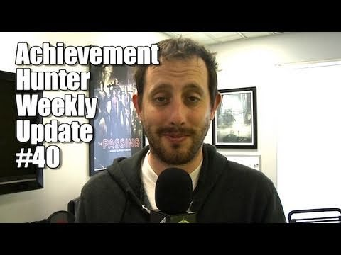 Achievement Hunter Weekly Update #40 (Week of December 6th, 2010)