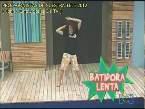 Oscar Sus 8 Pasos Y Pasarela - Protagonistas De Nuestra Tele 2012