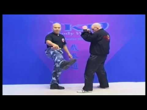 JKD Training on YouTube With Master Wong Image 1