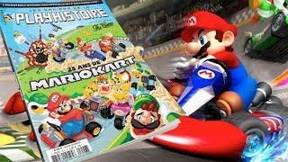 #208 - 25 ans de Mario Kart ! Les Cahiers de la Playhistoire