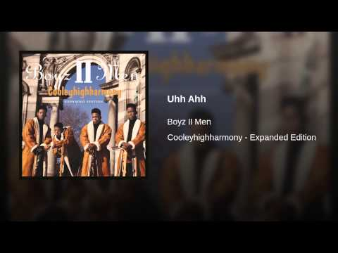 Boyz II Men - Uhh Ahh (Remix)