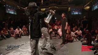 Finał Hip Hop - JUSTE DEBOUT HOLLAND 2017