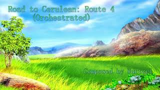 Pokemon Red/Blue/Yellow - Road to Cerulean: Route 4 (Orchestrated)