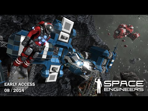 Space Engineers - XBox One Official Announcement Trailer