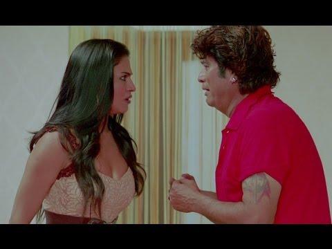 Veena Malik Gets Molested - Daal Mein Kuch Kaala Hai