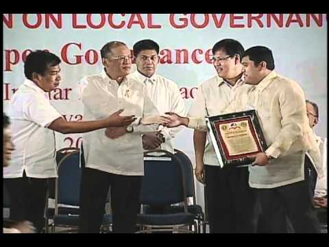 ARMM Convention on Local Governance 6/20/2012
