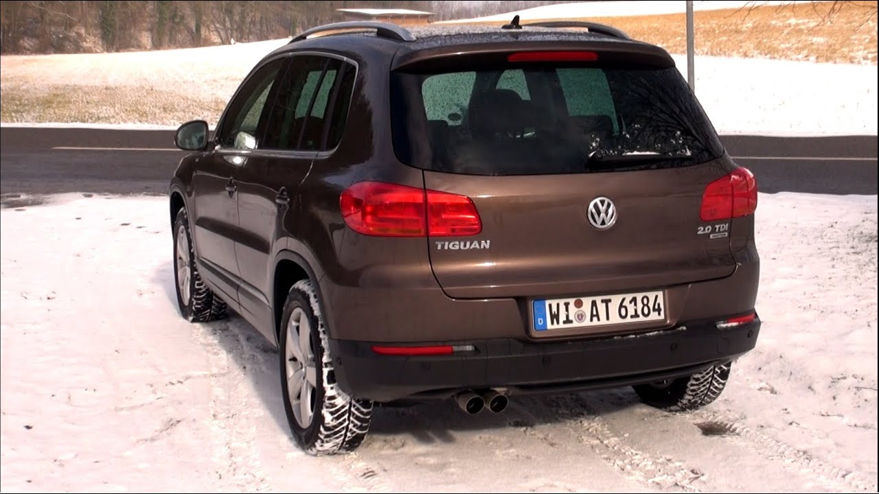2015 vw tiguan 2 0 tdi 4motion 140 hp test drive youtube. Black Bedroom Furniture Sets. Home Design Ideas