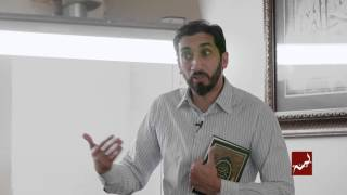 The Solution to Escape Hardship - Khutbah by Nouman Ali Khan