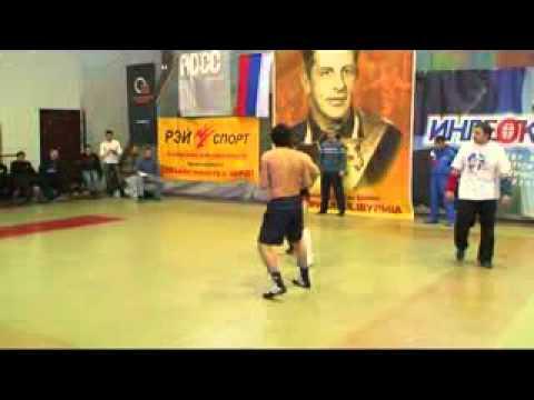 Рукопаный бой против Бокса Вот и весь ваш бокс