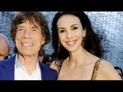 Mick Jagger Speaks Out on the Death of Girlfriend L'Wren Scott