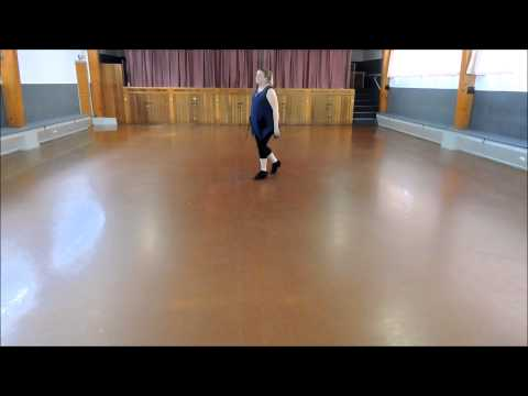 Angel In Blue Jeans Line Dance - Alison And Peter video