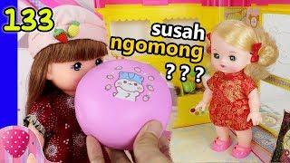 Kenapa Lily Chan Susah Ngomong ?? - Mainan Boneka Eps 133 GoDuplo TV