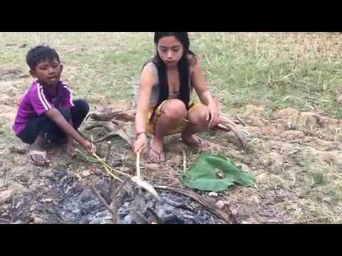 Amazing Girl Cooking | Khmer village Food | Village Food Factory