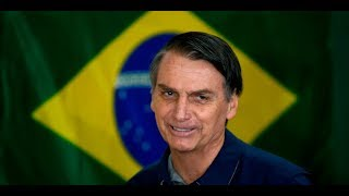 "New Brazilian President Says He's ""In Favor Of A Dictatorship"""