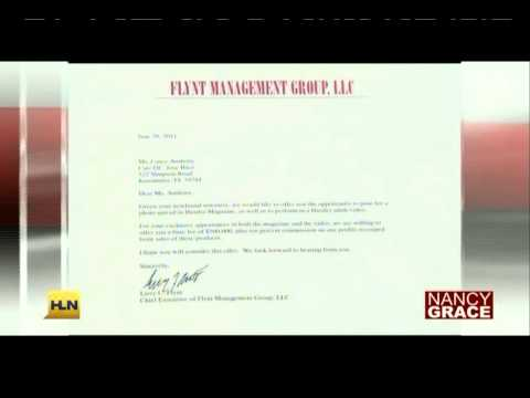Casey Anthony Hustler Magazine Agreement