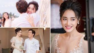 Lần đầu tiên, loạt ảnh đính hôn của Trường Giang và Nhã Phương được hé lộ