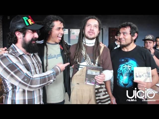Saludo de Los Rastrillos-Revista Vicio