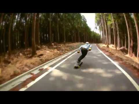 Paris Truck Co - Matt K Japan Raw Run  松斗 気円地得 生滑