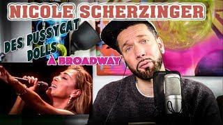 REACTION DE COACH // NICOLE SCHERZINGER // Des Pussycats Dolls à Broadway